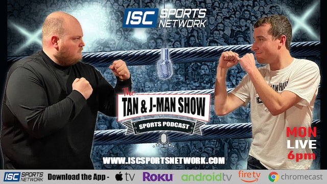 The Tan and JMan Show: Episode 171