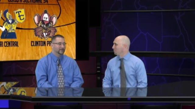 2015 IHSAA McCutcheon vs. Lafayette Jeff