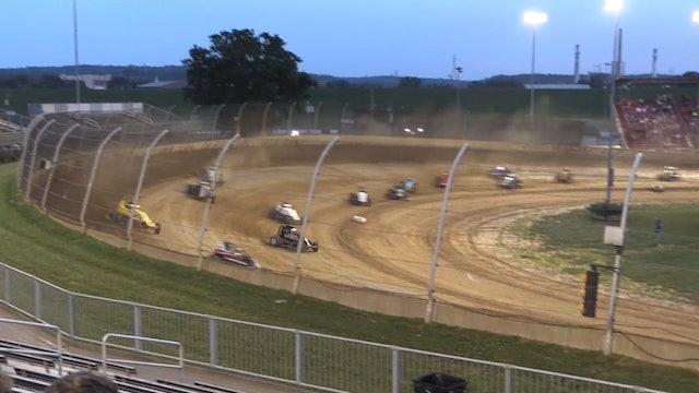 Lawrenceburg Speedway Racing 6-17-17