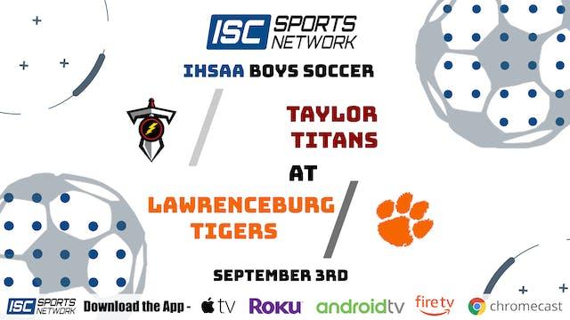 2020 BS Taylor at Lawrenceburg 9/3/20