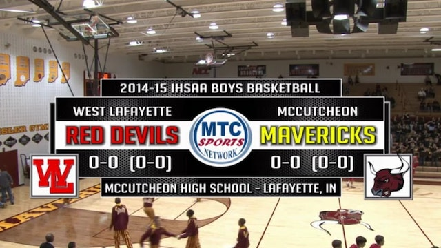 2014 BBB West Lafayette at McCutcheon