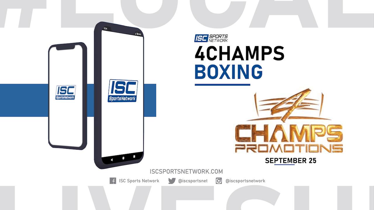 2021 BOX 4Champs Promotions - 4CP - 9/25