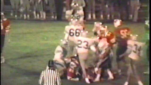 1986 FB Zionsville at Clinton Prairie