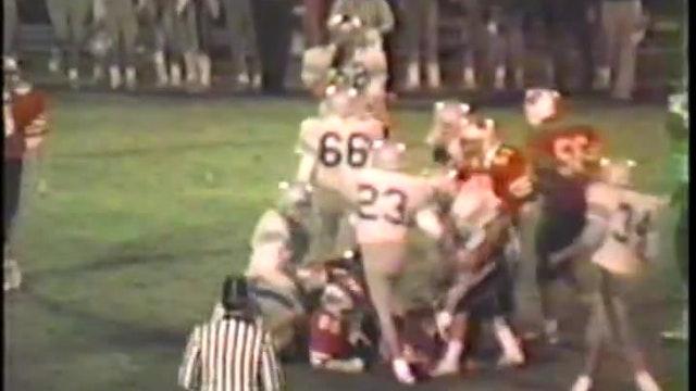 1986 FB Zionsville at Clinton Prairie
