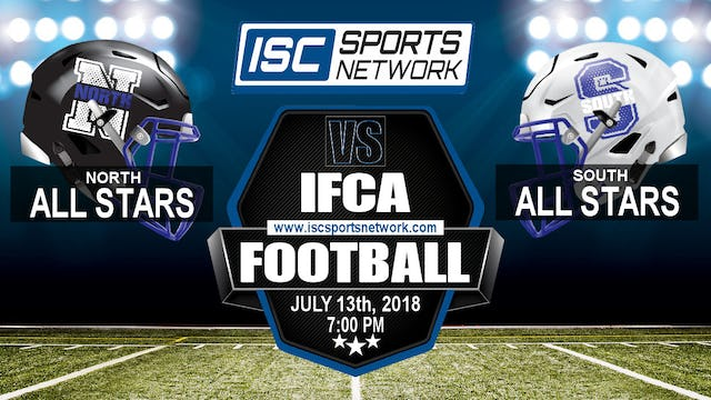 2018 IFCA North South Football Game