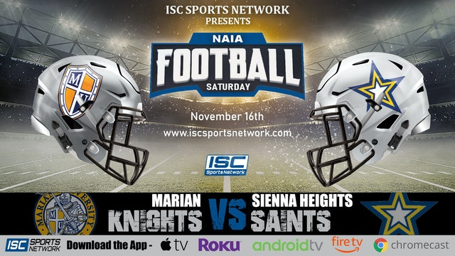 2019 CFB Marian at Sienna Heights