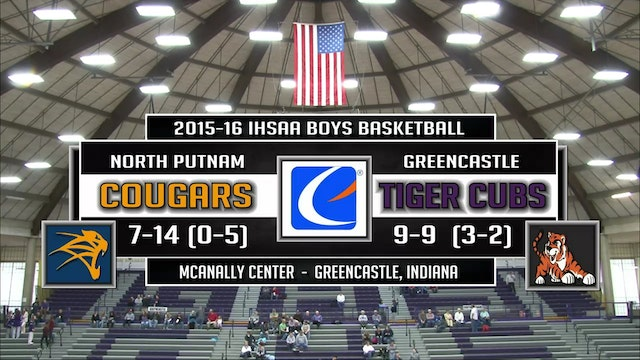 2016 BBB PCT North Putnam vs Greencastle
