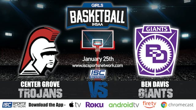 2020 GBB Center Grove at Ben Davis