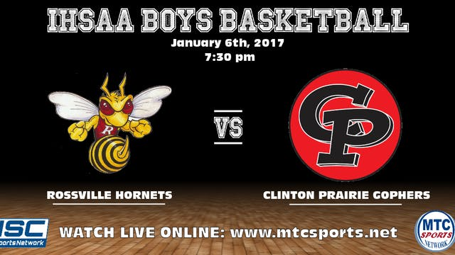 2017 BBB Rossville at Clinton Prairie