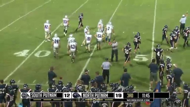 2015 FB South Putnam at North Putnam