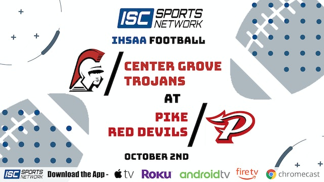 2020 FB Center Grove at Pike