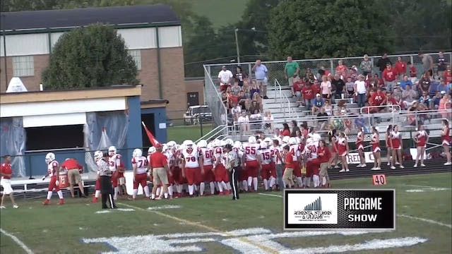 2016 FB Connersville at Franklin County