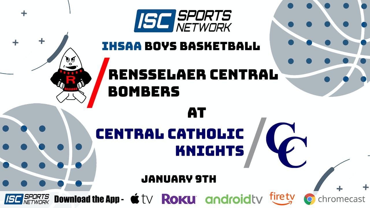 2021 BBB Rensselaer at Central Catholic 1/9/21