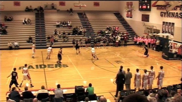 2013 Avon wins the JV game on a buzzer beater