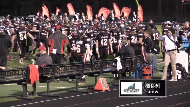 2016 IHSAA FB Franklin County at East...