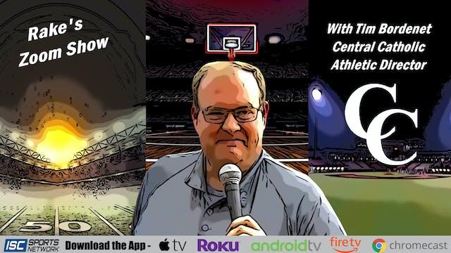 Rake's Zoom Show: Tim Bordenet