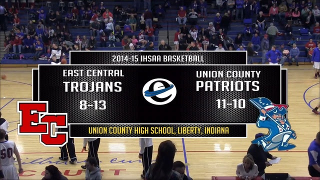 2015 BBB East Central at Union County