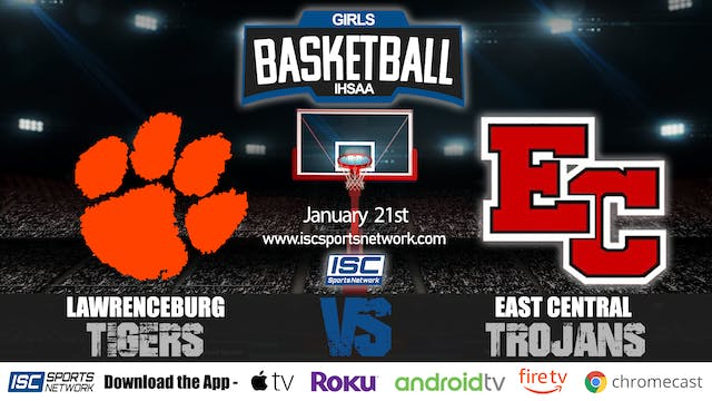 2020 GBB Lawrenceburg at East Central