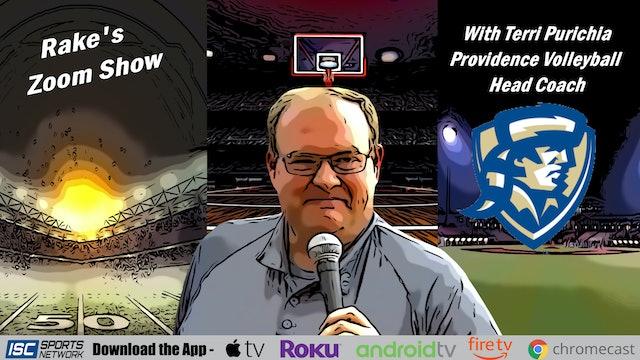 Rake's Zoom Show: Terri Purichia
