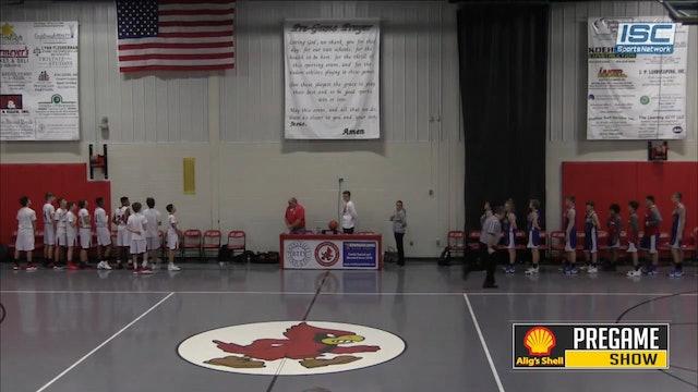 8th grade jennings county vs Connersville Crosstown Classic