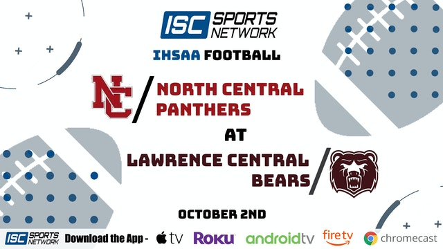 2020 FB North Central at Lawrence Central