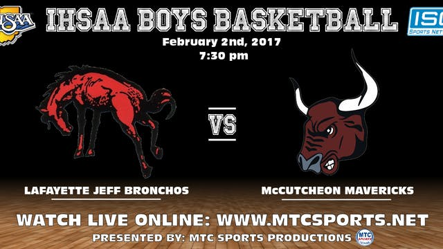 2017 BBB Lafayette Jeff at McCutcheon