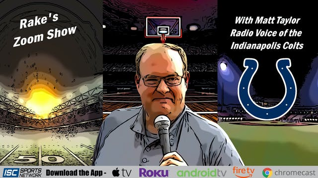 Rake's Zoom Show: Matt Taylor