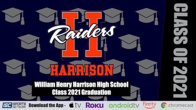 2021 Harrison High School Graduation 6/4
