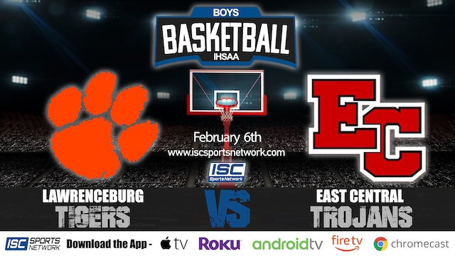 2020 BBB Lawrenceburg at East Central