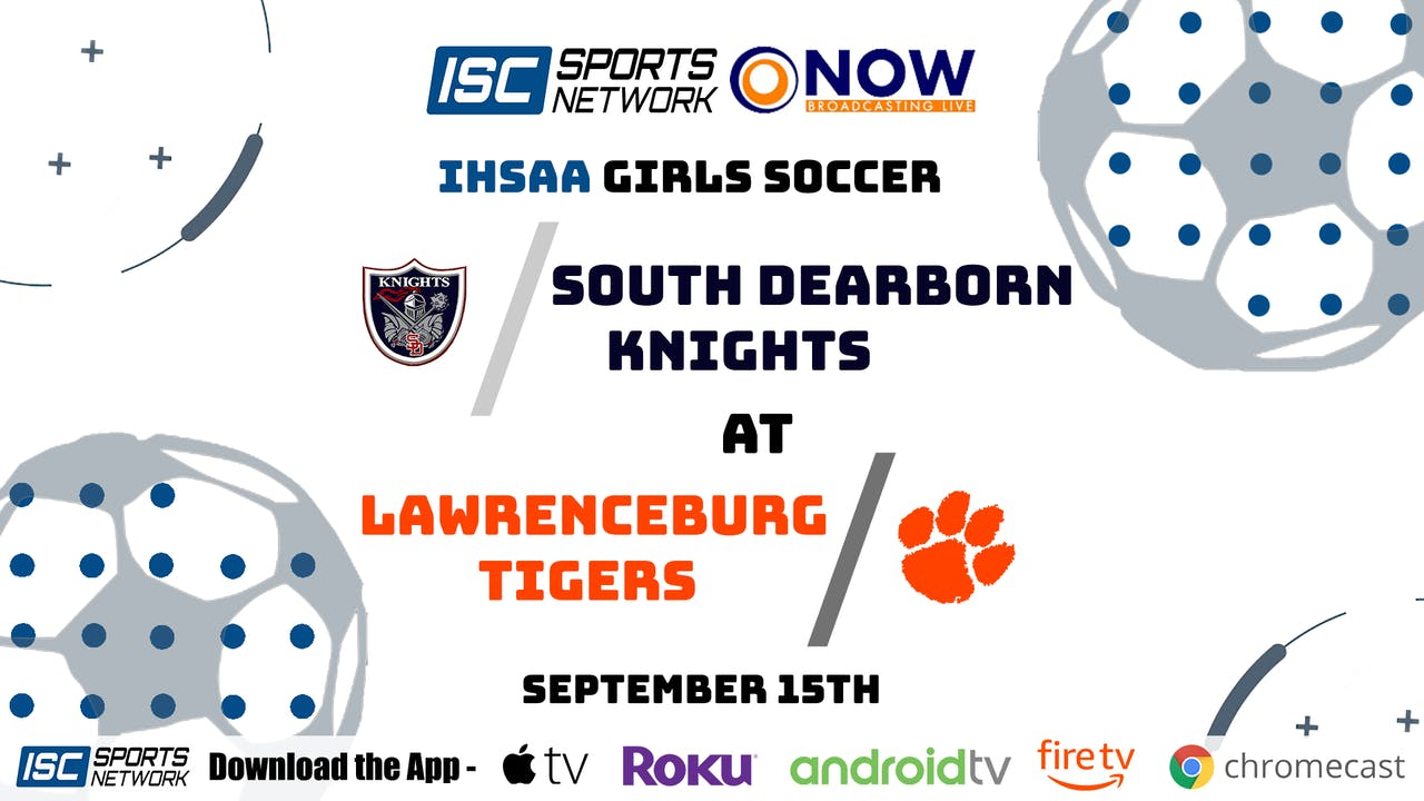 2020 GS South Dearborn at Lawrenceburg 9/15/20
