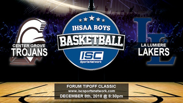 2018 FTC BBB Center Grove vs La Lumiere