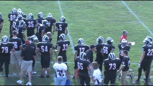 2010 FB Frontier at Clinton Prairie