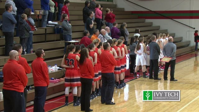 2016 GBB NCC Harrison vs Logansport