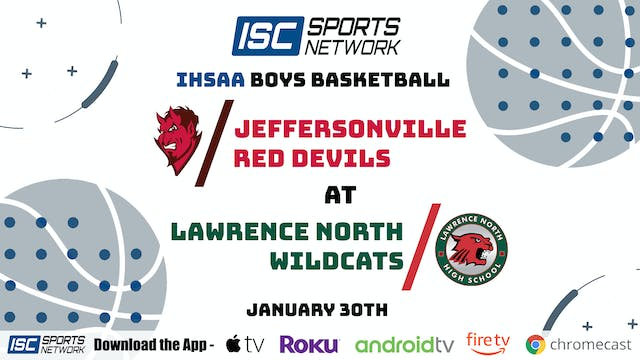 2021 BBB Jeffersonville at Lawrence North 1/30
