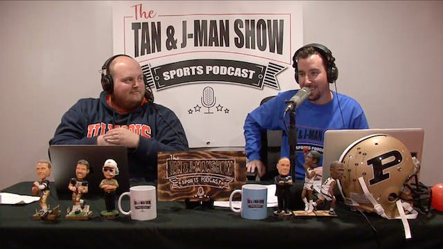 The Tan and JMan Show: Episode 203