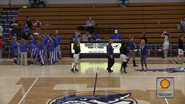 2016 GBB Indianapolis Chatard vs Jennings County