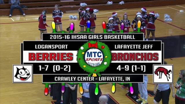 2015 GBB Logansport at Lafayette Jeff
