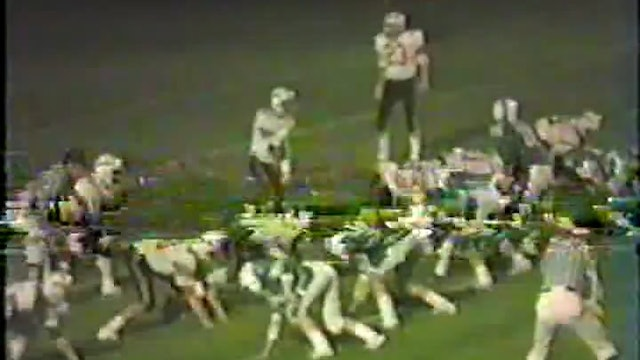 1985 FB Clinton Prairie at Clinton Central