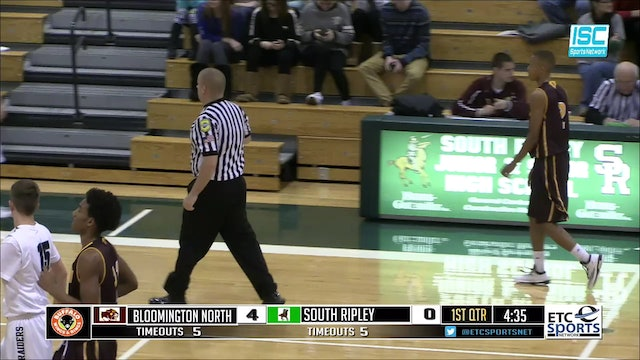 2014 BBB SRT Bloomington North vs South Ripley