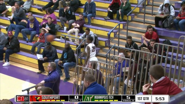 2015 BBB MBC Southport vs Indianapolis Tech