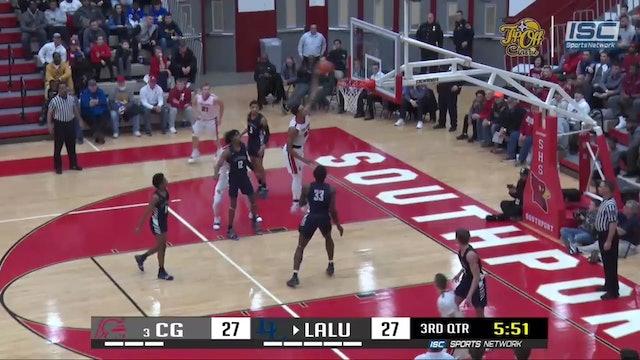 2018 FTC BBB Center Grove vs La Lumiere Jackson Davis dunk