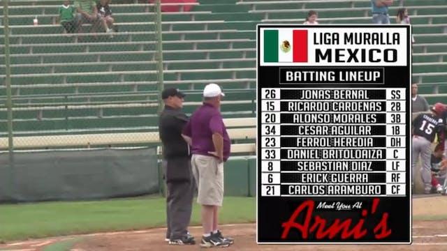 2015 Game 9 Mexico vs Michigan