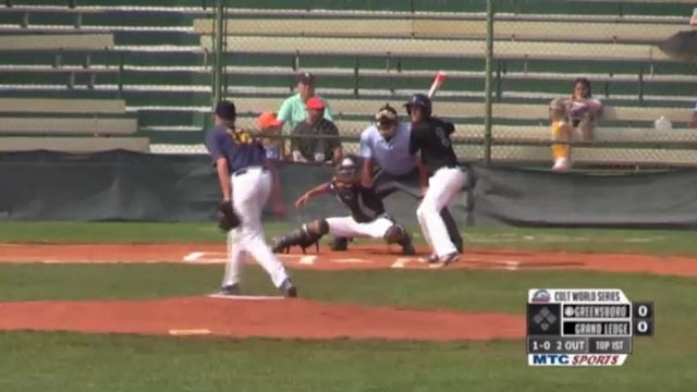 2014 Game 14 North Carolina vs Michigan