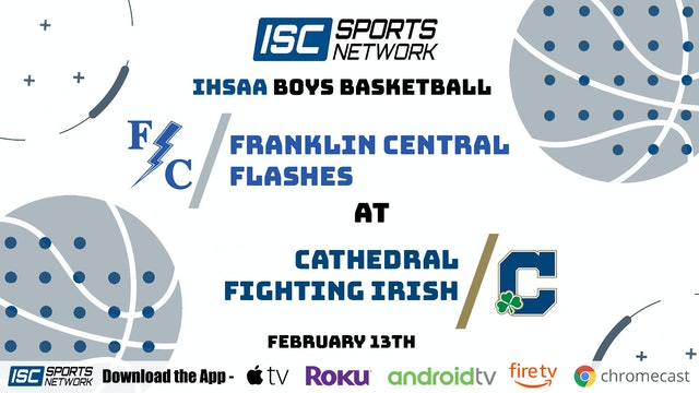 2021 BBB Franklin Central at Cathedral 2/13