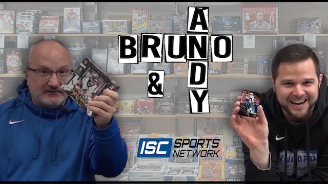 The Andy and Bruno Show S3:E1