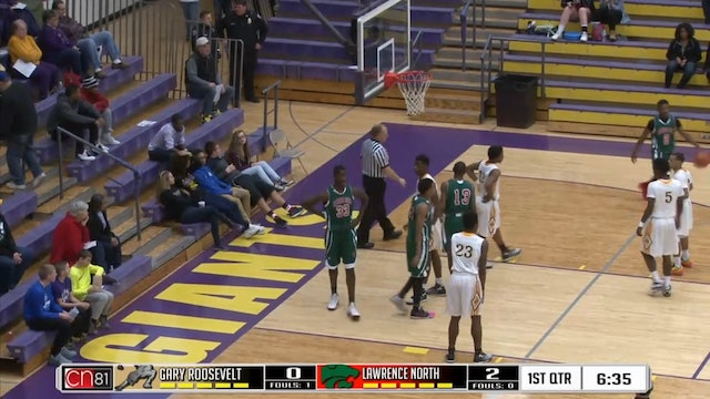 2015 BBB MBC Gary Roosevelt vs Lawrence North