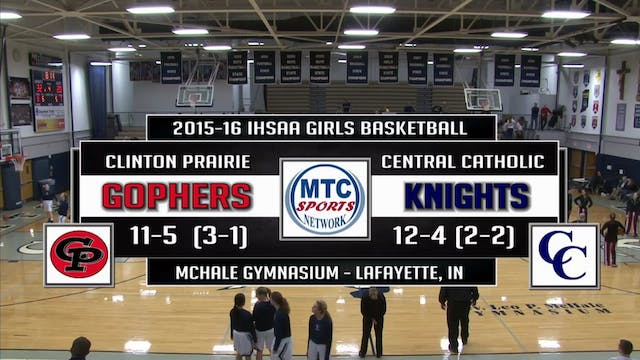 2016 GBB Clinton Prairie at Central C...
