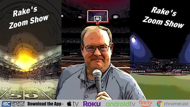 Rake's Zoom Show: Ted Green
