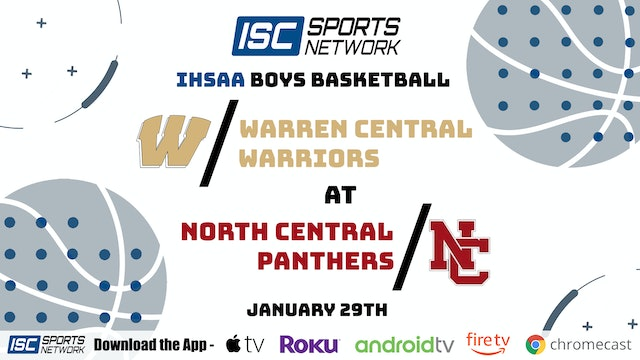 2021 BBB Warren Central at North Central 1/29