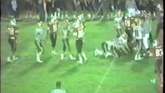 1986 FB Clinton Prairie at Hamilton Heights